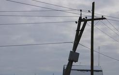 Завтра на Розе продолжатся работы на линиях электропередач