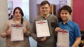 Молодые поэты Коркино  выступили в Первомайском