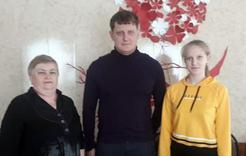 Школьница Розы достойно выступила на Всероссийском конкурсе «Национальное достояние России»