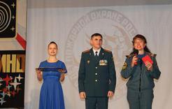 Пожарных Коркино поздравили с профессиональным праздником и вручили награды