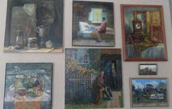 Выставочный зал Коркино предлагает «Радость открытия»