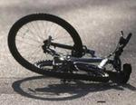 В Коркино велосипедист столкнулся с автомобилем