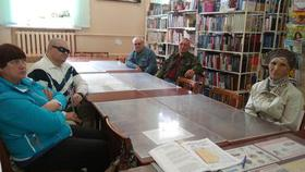В библиотеке Коркино можно взять «говорящие книги»