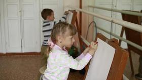 Розинские ребятишки познакомились с творчеством