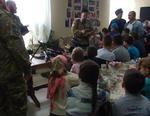 В Первомайском прошел казачий праздник