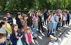 В Коркино состоялись соревнования быстрых фотографов