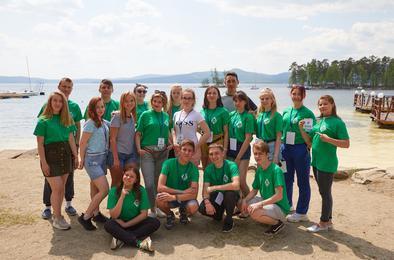Молодые коркинцы пробуют свои силы в социальном проектировании