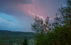МЧС предупреждает южноуральцев о сильных дождях и граде