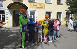 Коркинские дети с удовольствием отдыхают в лагерях