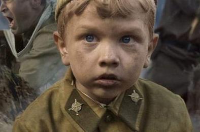 Коркинцев приглашают посмотреть фильм о сыне полка
