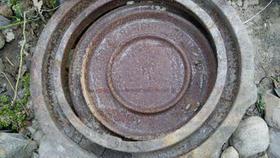 Коркинец попался на краже канализационных люков