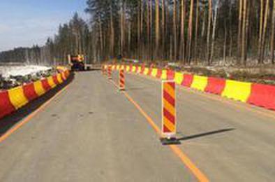 На дорогах региона проводятся профилактические работы