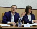 Коркино посетил врио губернатора Алексей Текслер