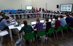 Коркинские школьники успешно участвуют в онлайн-чемпионате