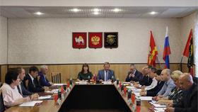 Коркинцев приглашают на публичные слушания по вопросу объединения в городской округ