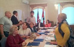 У розинских депутатов есть вопросы по объединению в округ