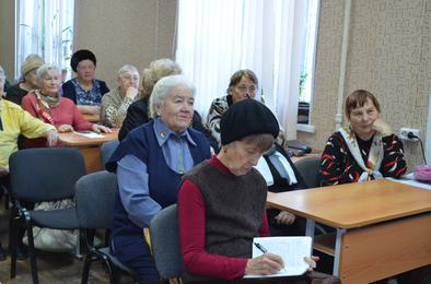 Народный университет приглашает коркинцев на открытие