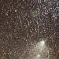 Автомобилистов центральной России погода застала врасплох