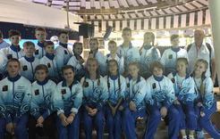 Юные спортсмены из Коркино вновь вошли в число сильнейших команд России
