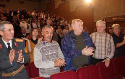 Полицейские Коркино отметили профессиональный праздник
