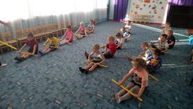 Мамы побывали на занятиях в детском саду