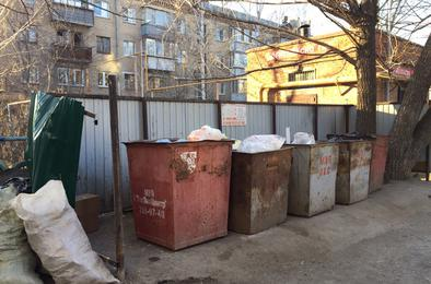 Вывоз мусора проконтролируют жители