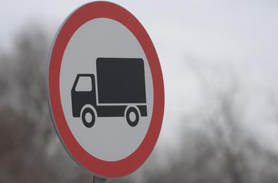 В Челябинске запретят движение большегрузов