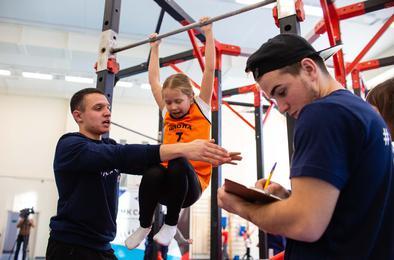 Юные силачи из Коркино стали победителями в областном конкурсе