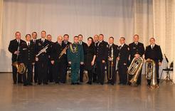 В Коркино состоялся концерт оркестра Росгвардии