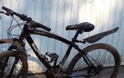 В Коркино из подъезда украли велосипед