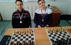 В Коркино состоялся турнир по шахматам памяти Ивана Афонина