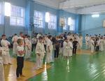 В Коркино состоялось посвящение в каратисты