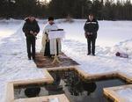Крещение - места для купания и правила безопасности