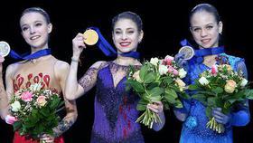 Полный триумф российских фигуристов - впервые за 14 лет