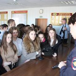 Школьники могут поступить в ведомственные вузы МВД