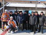 """Любителей хоккея приглашают на стадион """"Горняк"""""""