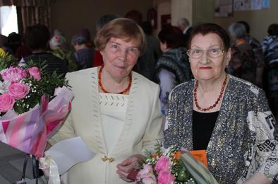 Женщин Коркино поздравили с 8 Марта