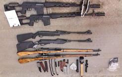 Граждан призывают сдать орудие и боеприпасы