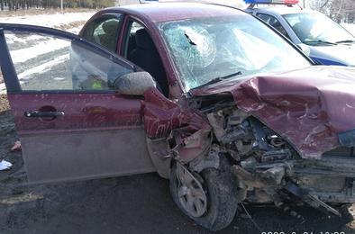 В Коркино погиб пассажир пьяного водителя