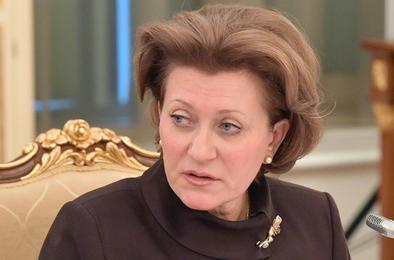 Анна Попова (Фото: Александр Астафьев / РИА Новости)