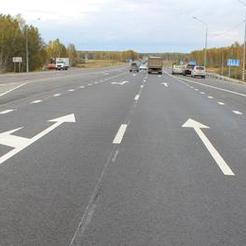 Трассу до Екатеринбурга расширят до четырех полос