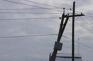 Плановое отключение электричества на 21 мая