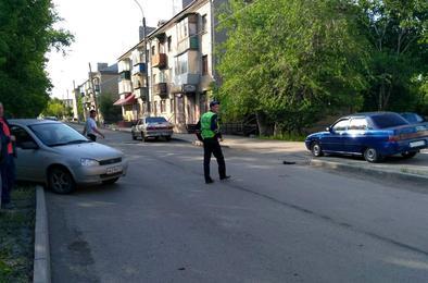 Сегодняшнее утро началось  в Коркино  с массового ДТП