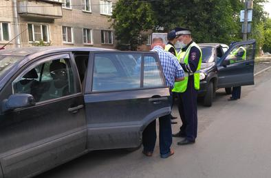 Семнадцать водителей привлечены к административной ответственности