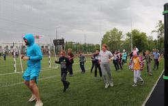 В Коркино возобновил работу физкультурно-оздоровительный комплекс
