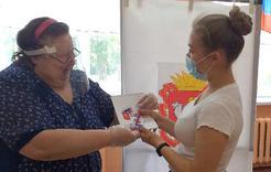 Треть избирателей Коркино уже проголосовали