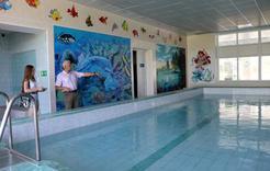 Бассейн Коркино откроет свои двери для спортсменов
