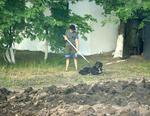 Трудовое лето - школьники Коркино помогают  в благоустройстве