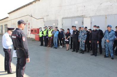 """Задержано свыше 80 коркинцев: полиция подвела итоги """"Района"""""""