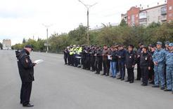 Коркинскими полицейскими подведены итоги оперативно-профилактического мероприятия «Район»
